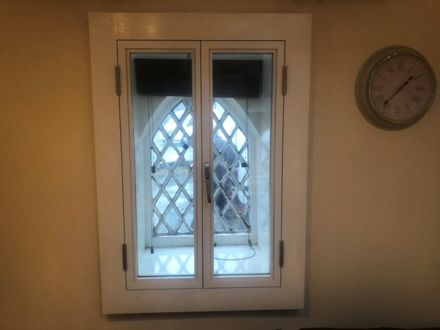 Secondary Glazing System