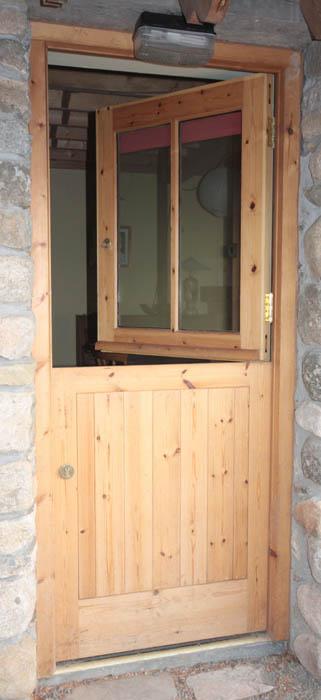 External Barn Door