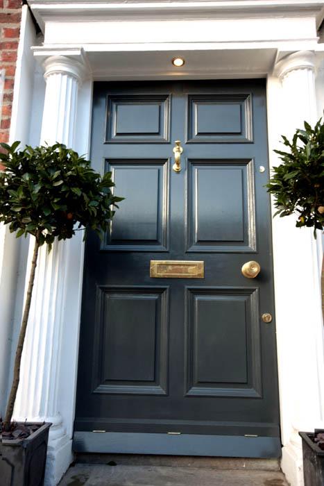 External 6 Panel Door