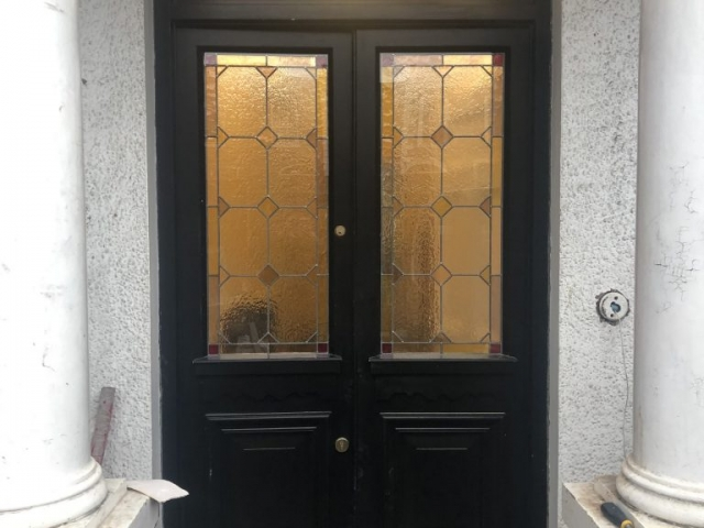Front Double Door