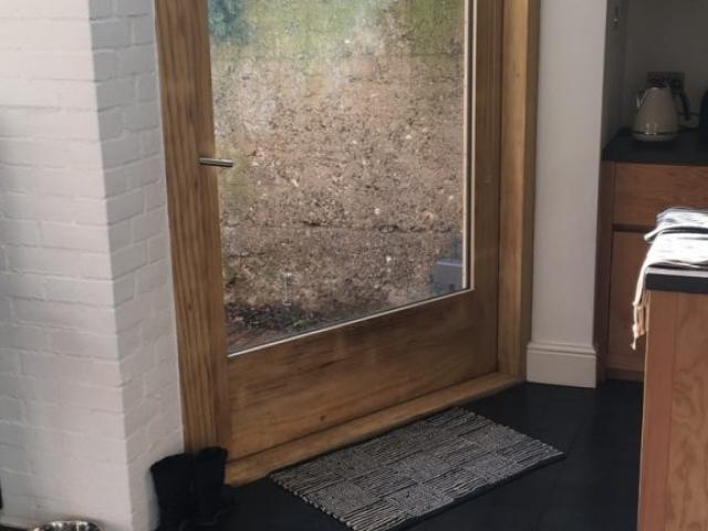 Accoya External Door.