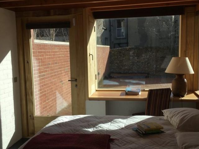 Accoya Door, Window & Seat.