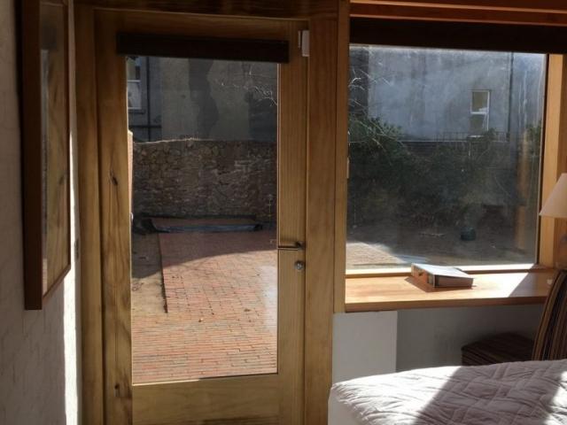 Door & window seat.