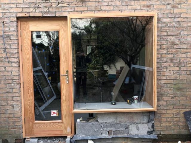 Door & Window Seat