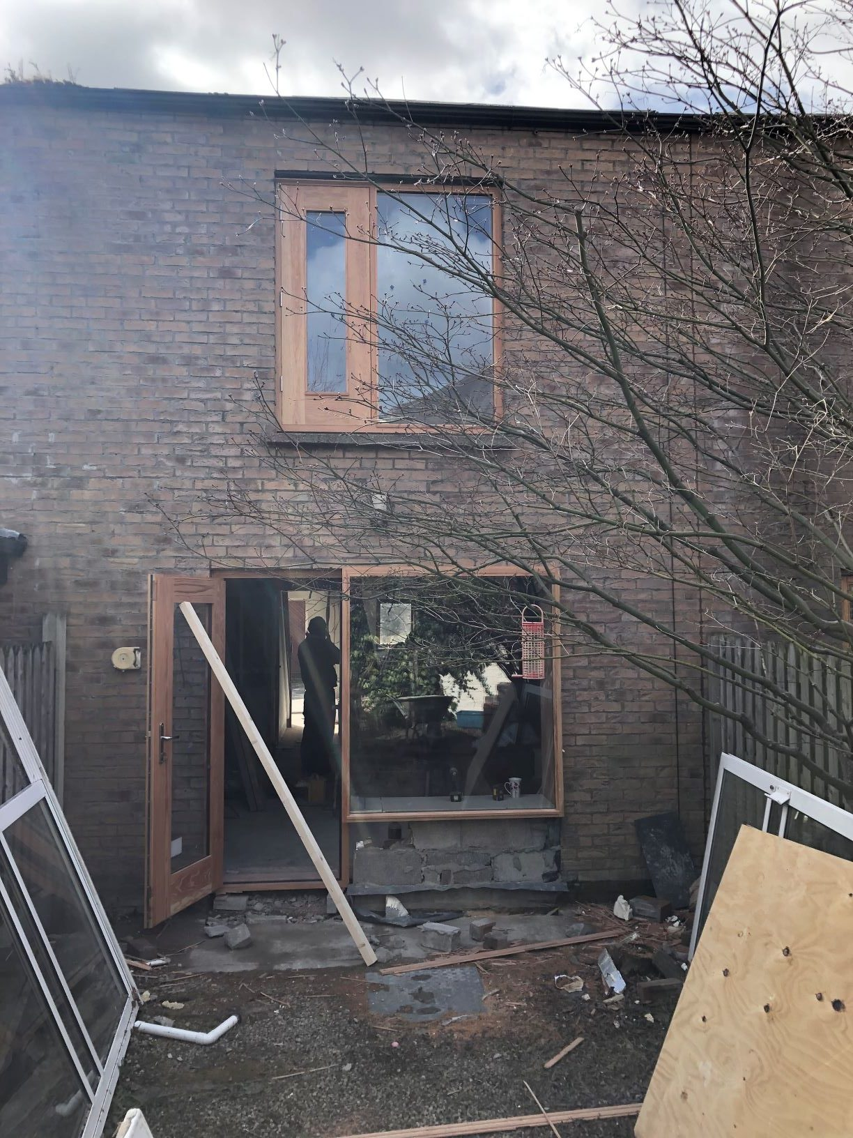 Douglas Fir Window & Door